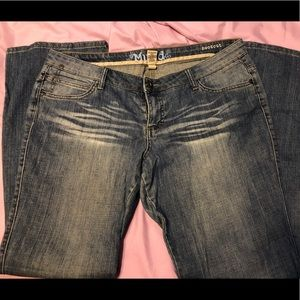 Size 15 Mudd juniors jeans
